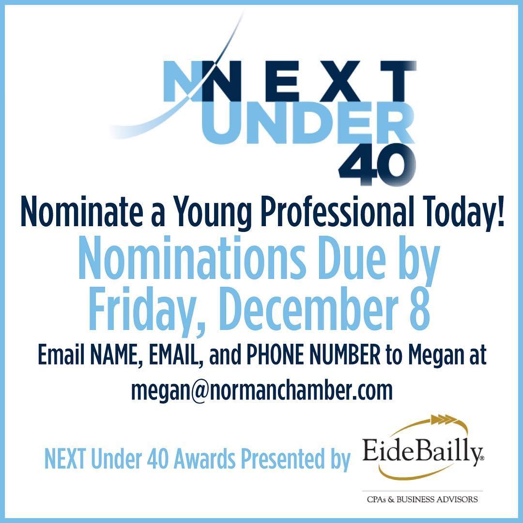 Nominate away